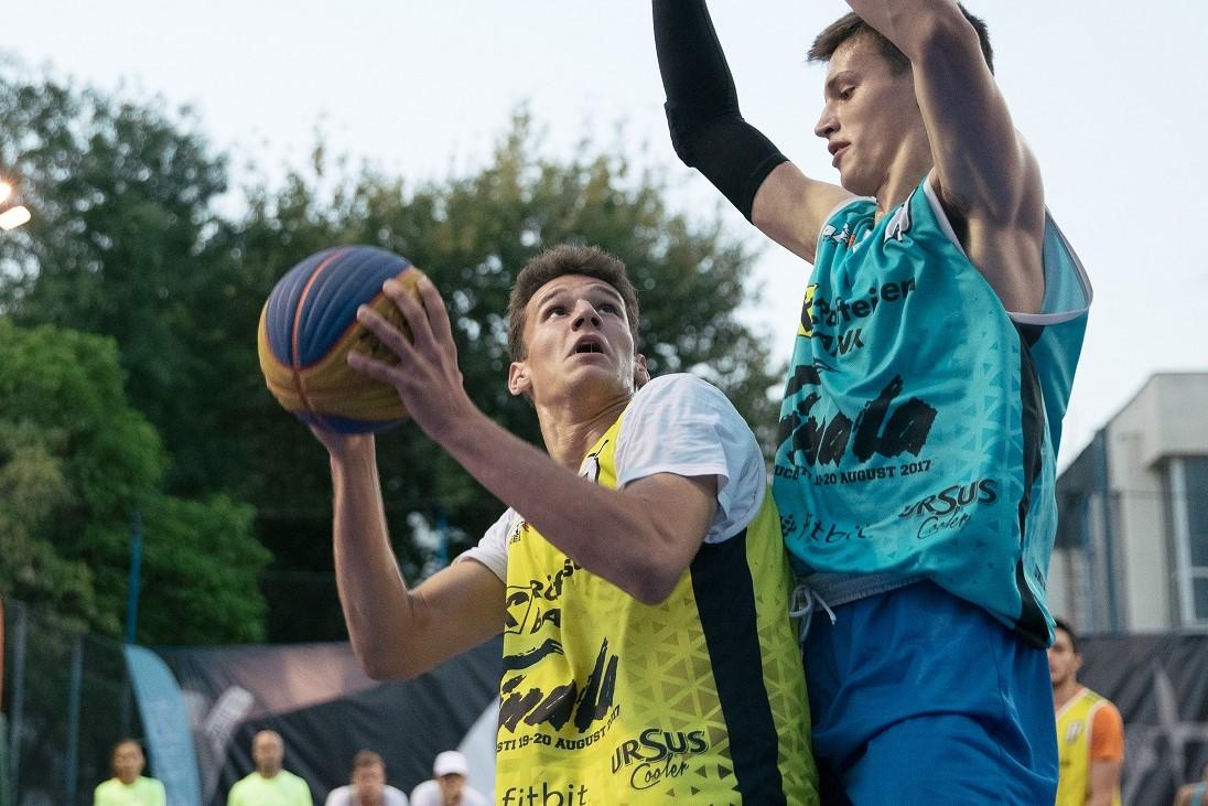Licean din CN Spiru Haret – pe primul loc în lume la baschet 3×3 juniori