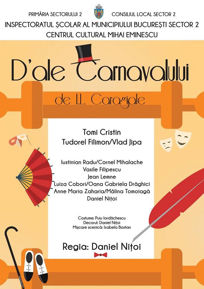 D'ale Carnavalului de I.L.Caragiale